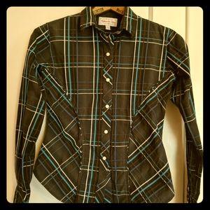 Vintage Panhandle Slim Pearl Snap Western Shirt